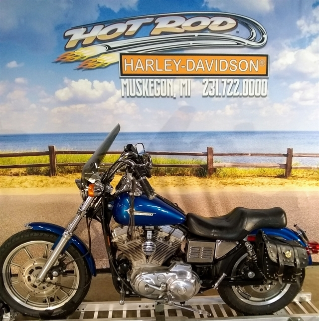 1993 Harley-Davidson XLH 883 at Hot Rod Harley-Davidson