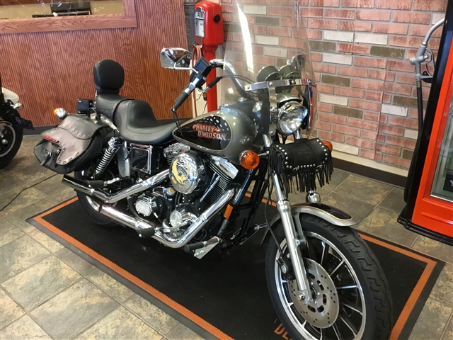 1997 Harley-Davidson FXDS CONVERTIBLE at Bud's Harley-Davidson Redesign