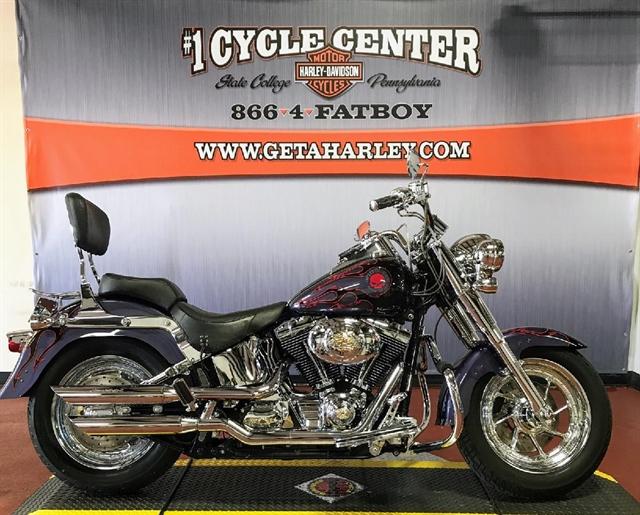 2004 Harley-Davidson Softail Fat Boy at #1 Cycle Center Harley-Davidson