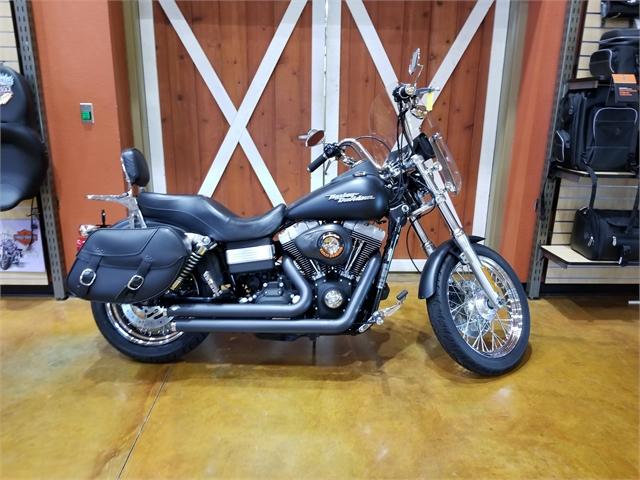 2008 Harley-Davidson Dyna Glide Street Bob at Legacy Harley-Davidson