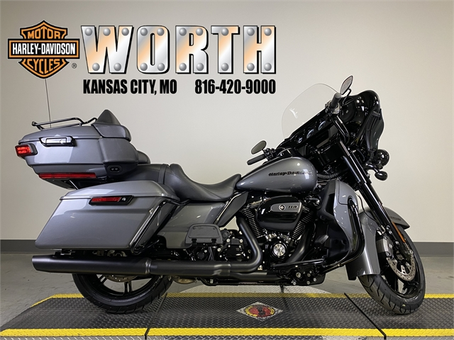 2021 Harley-Davidson Touring FLHTK Ultra Limited at Worth Harley-Davidson