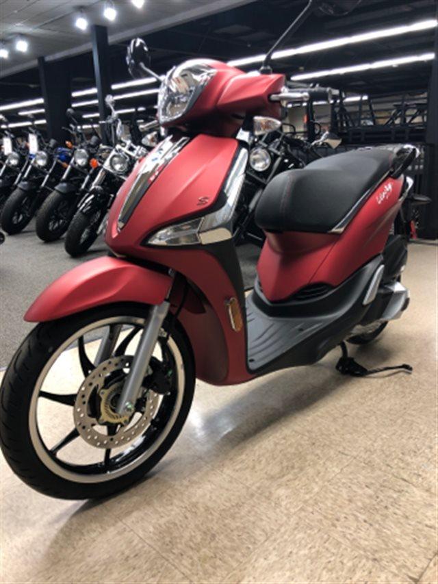 2019 Piaggio Liberty S 150 at Sloan's Motorcycle, Murfreesboro, TN, 37129