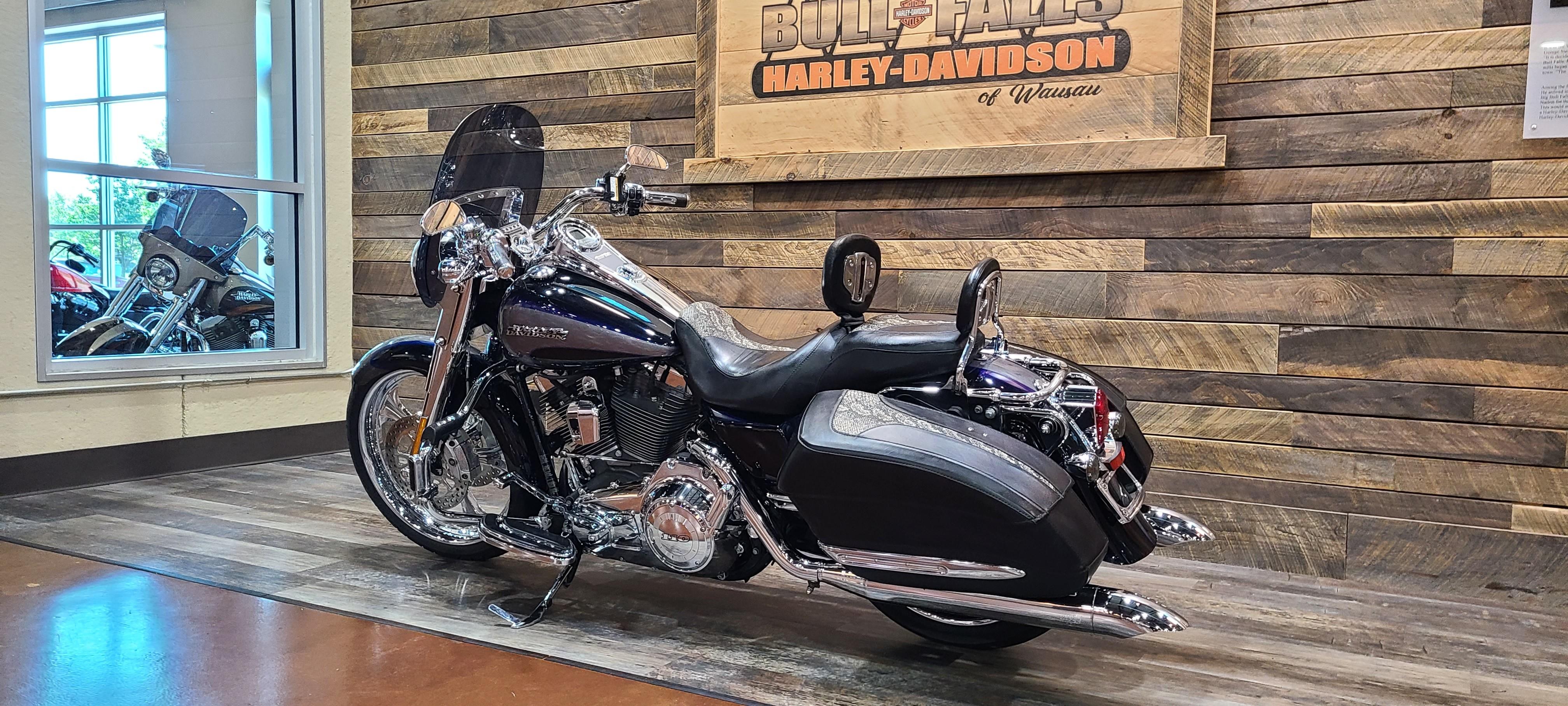 2008 Harley-Davidson FLHRSE4 at Bull Falls Harley-Davidson