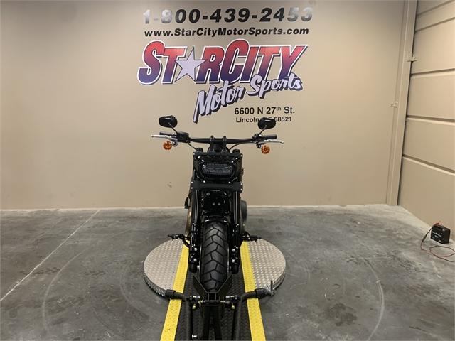 2018 Harley-Davidson Softail Fat Bob 114 at Star City Motor Sports