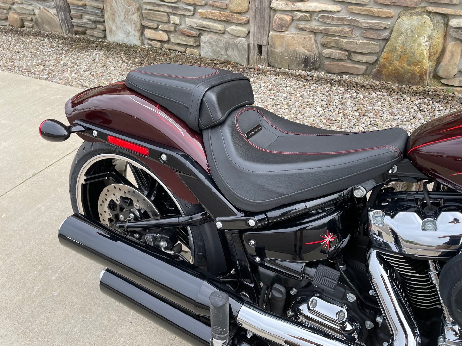 2018 Harley-Davidson Softail Breakout 114 at Arkport Cycles