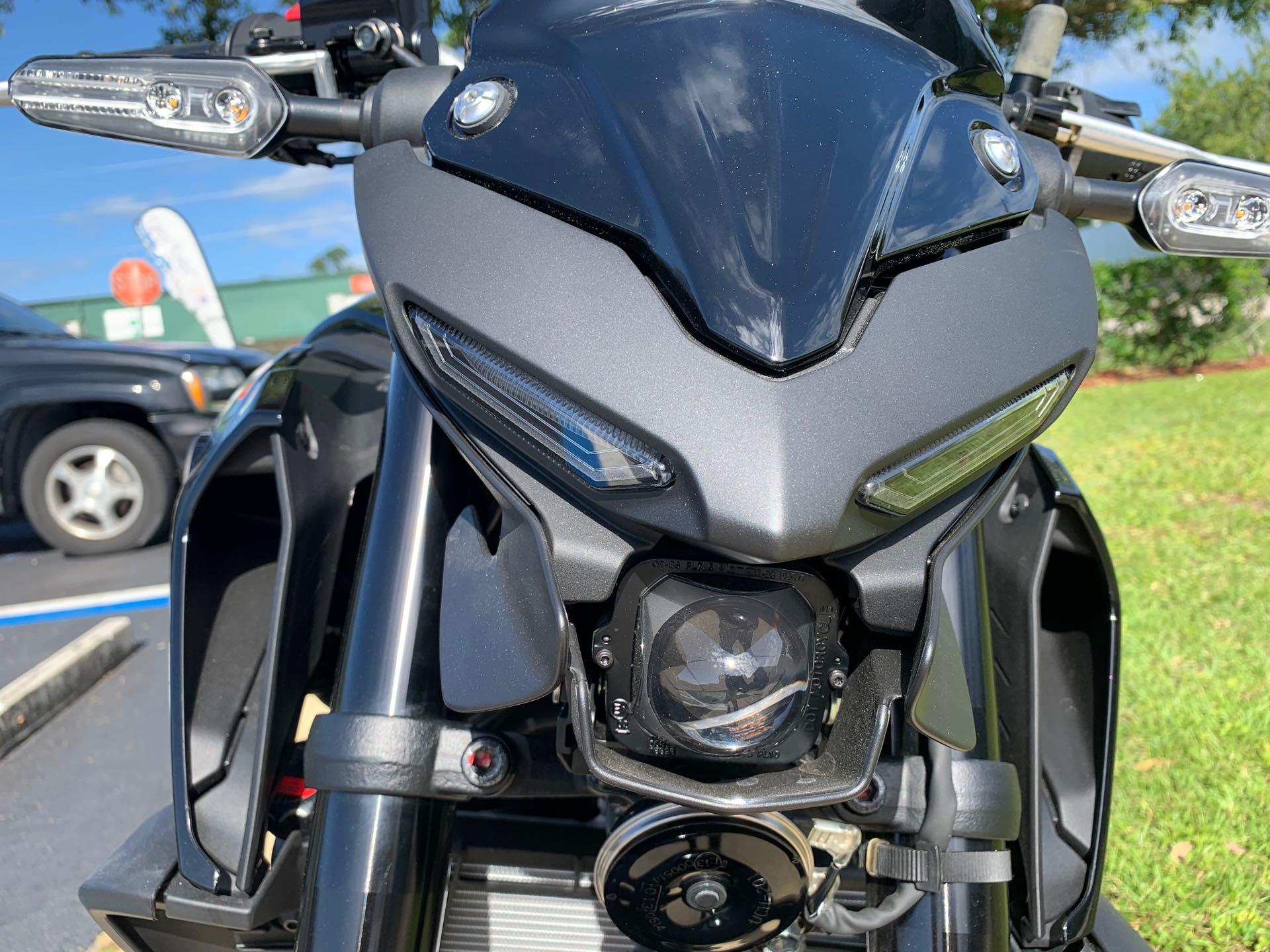 2020 Yamaha MT03LB 03 at Powersports St. Augustine