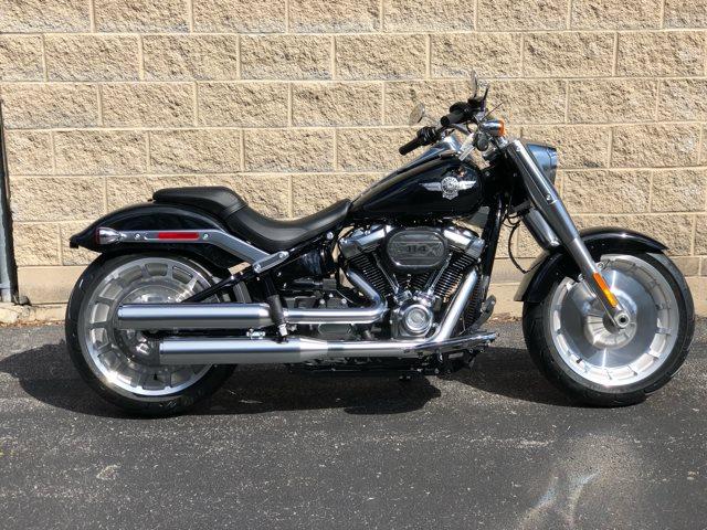 2019 Harley-Davidson Softail Fat Boy 114 at Bluegrass Harley Davidson, Louisville, KY 40299