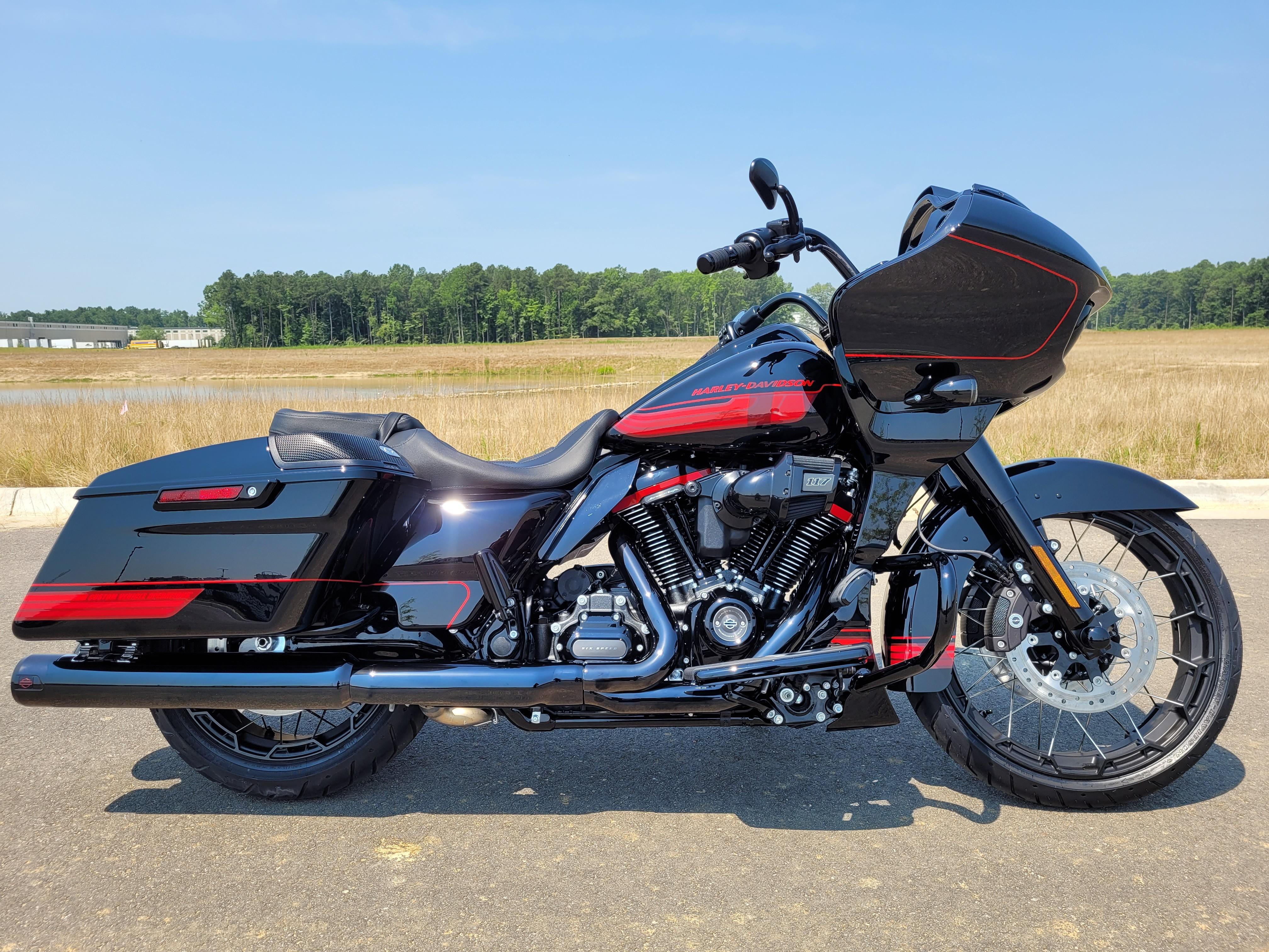 2021 Harley-Davidson Touring CVO Road Glide at Richmond Harley-Davidson