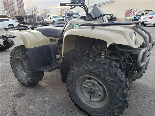 2002 Yamaha Big Bear 400 - 4x4 at Reno Cycles and Gear, Reno, NV 89502