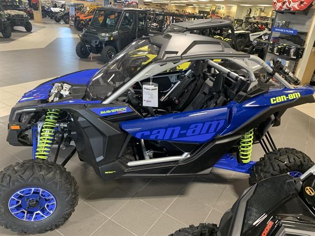 2020 CAN-AM MAVERICK X3 X RS TURBO RR X rs TURBO RR at Star City Motor Sports