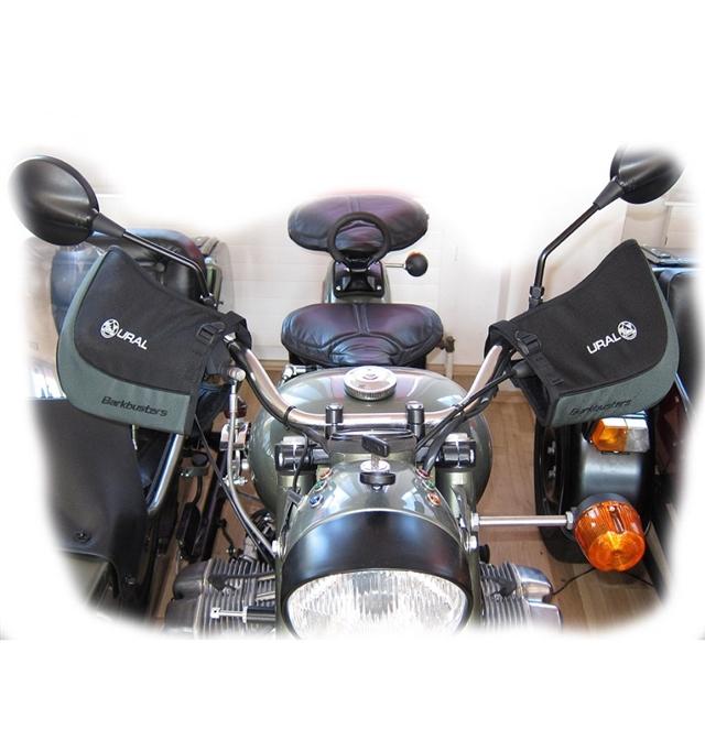 2019 URAL BLIZZARD HAND GUARDS at Randy's Cycle, Marengo, IL 60152