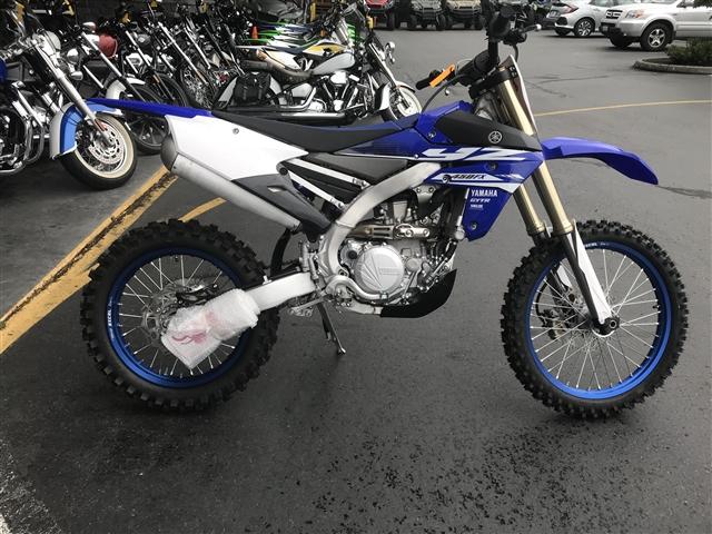 2018 Yamaha YZ 450FX at Lynnwood Motoplex, Lynnwood, WA 98037