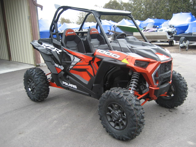 2020 Polaris RZR XP 1000 Premium Edition - Orange Rust at Fort Fremont Marine