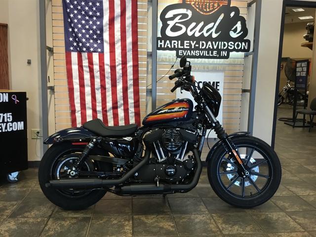 2020 Harley-Davidson Sportster at Bud's Harley-Davidson Redesign