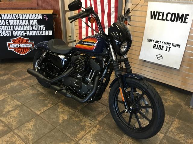 2020 Harley-Davidson Sportster at Bud's Harley-Davidson