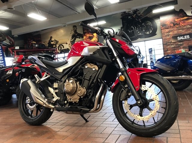 2019 Honda CB500F Base at Wild West Motoplex