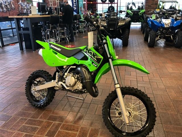 2021 Kawasaki KX 65 at Wild West Motoplex