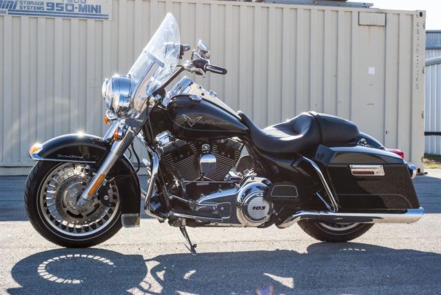 2013 Harley-Davidson Road King Base at Javelina Harley-Davidson