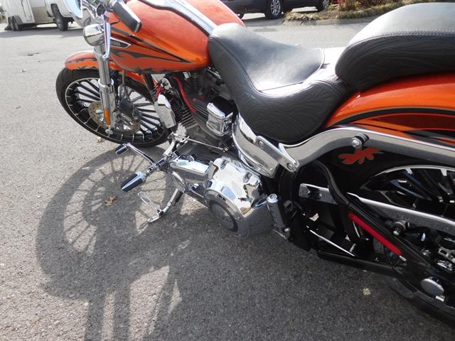 2014 Harley-Davidson Softail CVO Breakout at Bumpus H-D of Murfreesboro