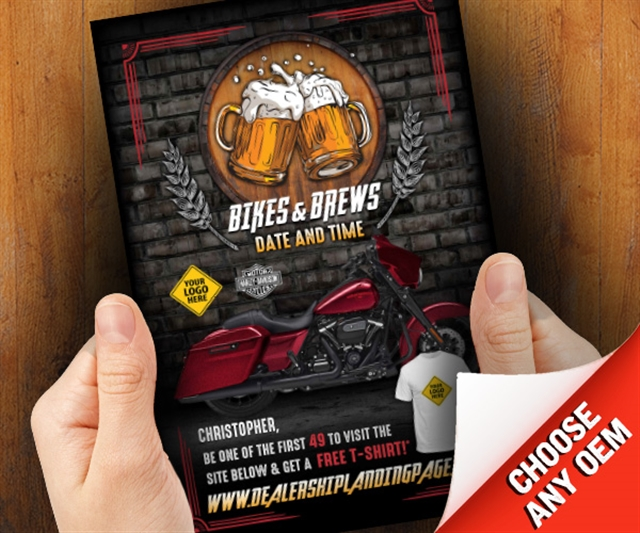 Bikes & Brews Powersports at PSM Marketing - Peachtree City, GA 30269