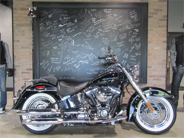 2016 Harley-Davidson Softail Deluxe at Cox's Double Eagle Harley-Davidson