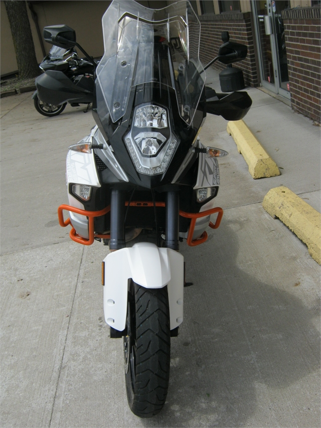 2016 KTM Super Adventure 1290 at Brenny's Motorcycle Clinic, Bettendorf, IA 52722