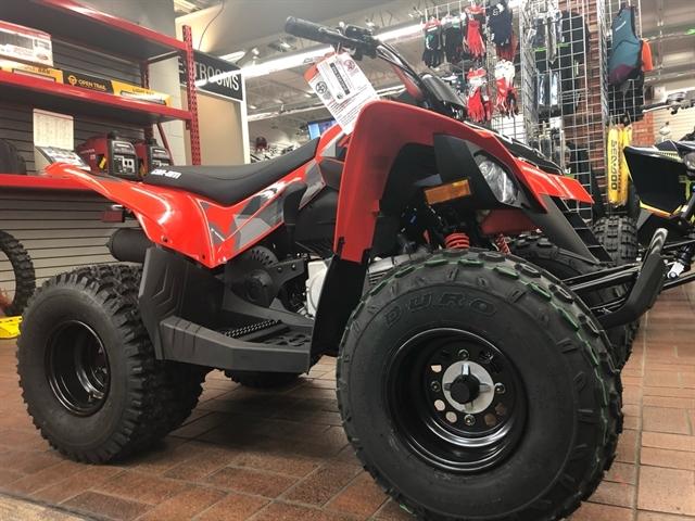 2021 Can-Am DS 90 at Wild West Motoplex