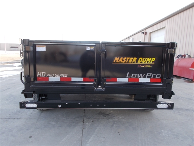 2021 Doolittle Trailers MASTERDUMP SERIES Masterdump 7200 Series 6 x 12 Tandem Axle 10K at Nishna Valley Cycle, Atlantic, IA 50022