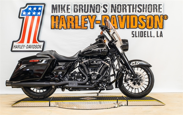 2018 Harley-Davidson Road King Special at Mike Bruno's Northshore Harley-Davidson
