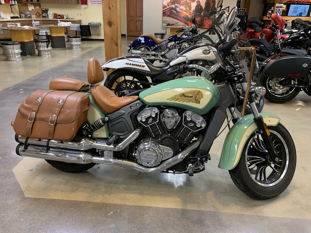 2019 Indian Scout Base at Got Gear Motorsports