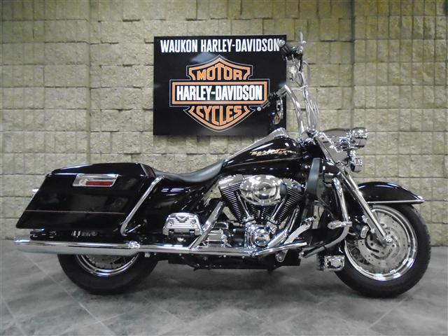 2001 HARLEY FLHR at Waukon Harley-Davidson, Waukon, IA 52172