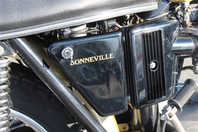1972 Triumph BONNEVILLE at Aces Motorcycles - Fort Collins