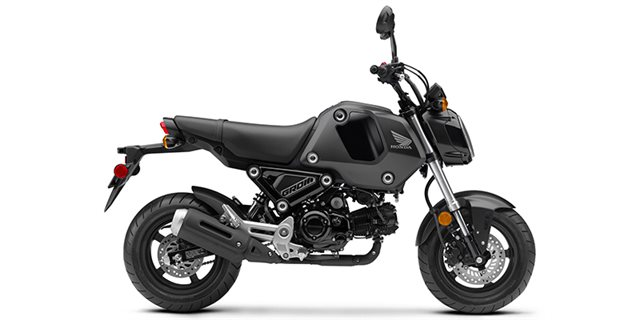 2022 Honda Grom Base at Bay Cycle Sales