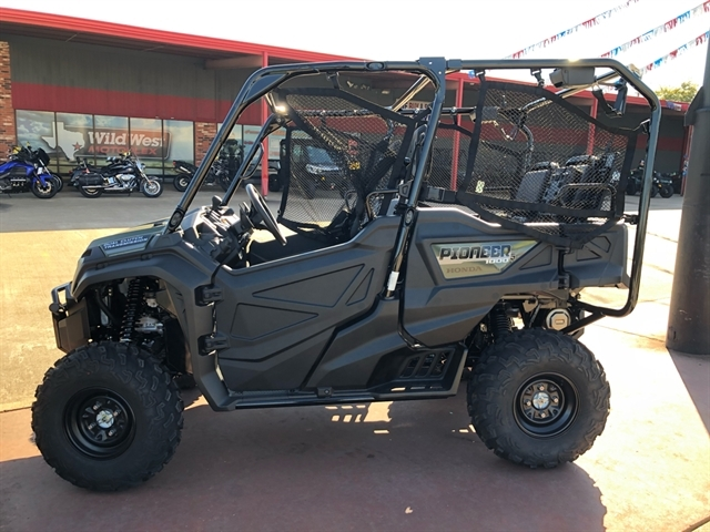 2021 Honda Pioneer 1000-5 Base at Wild West Motoplex
