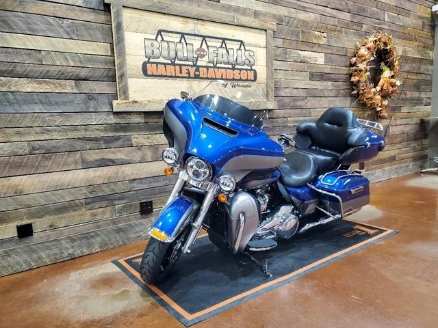 2017 Harley-Davidson Electra Glide Ultra Limited Low at Bull Falls Harley-Davidson