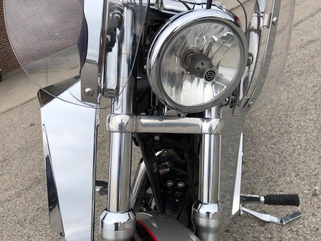 2007 Harley-Davidson Sportster 1200 Custom at Rocky's Harley-Davidson