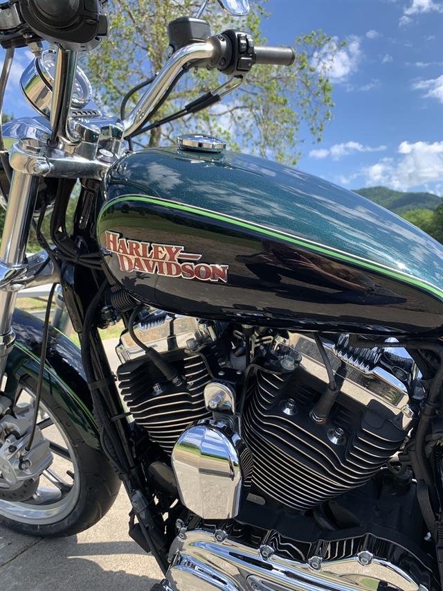 2015 Harley-Davidson Sportster SuperLow 1200T at Harley-Davidson of Asheville