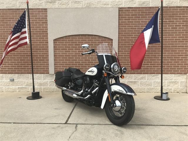 2019 Harley-Davidson Softail Heritage Classic at Roughneck Harley-Davidson