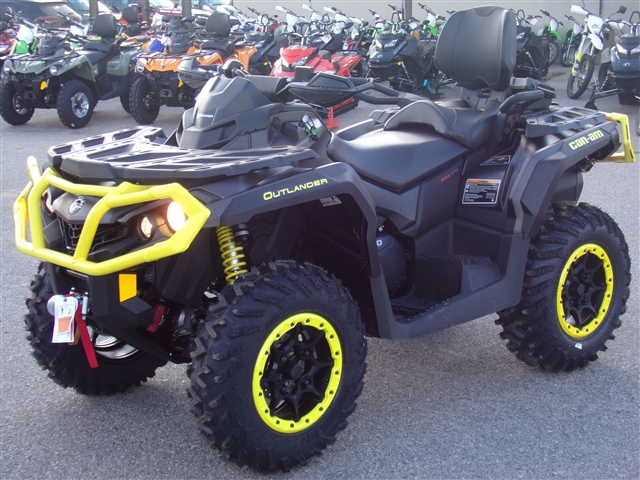 2019 Can-Am™ Outlander™ MAX XT-P™ 850 at Power World Sports, Granby, CO 80446