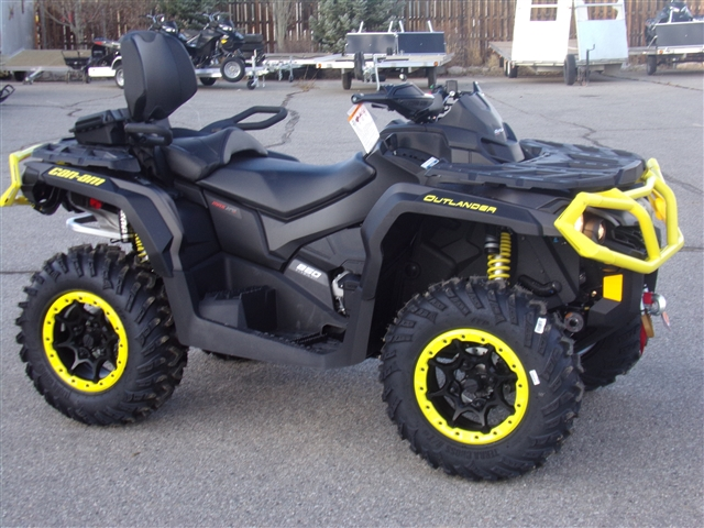 2019 Can-Am Outlander MAX XT-P 850 $296/month at Power World Sports, Granby, CO 80446