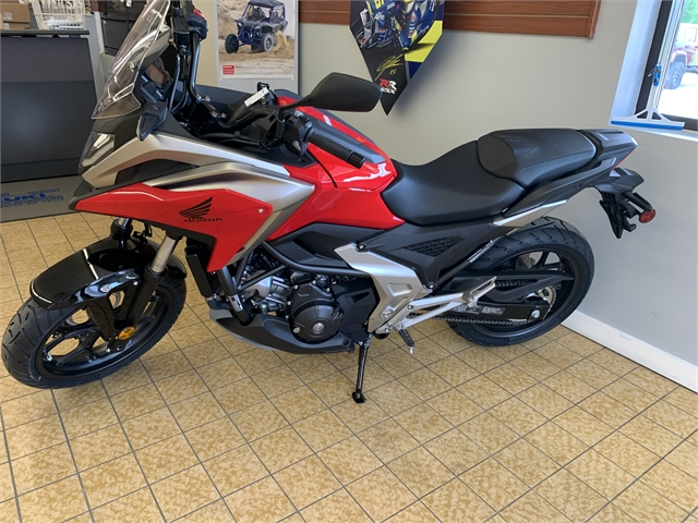 2021 Honda NC750X DCT ABS at Southern Illinois Motorsports