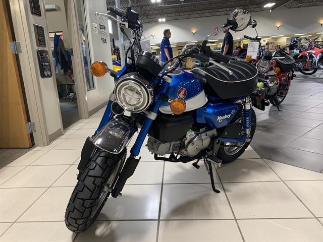 2021 Honda Monkey Base at Star City Motor Sports