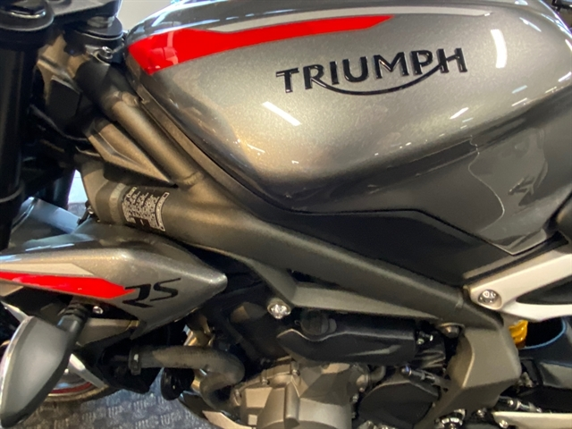 2021 Triumph Street Triple RS at Frontline Eurosports