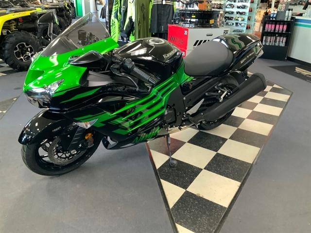 2020 Kawasaki Ninja ZX-14R ABS at Jacksonville Powersports, Jacksonville, FL 32225