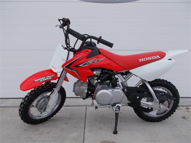 2021 Honda CRF 50F at Nishna Valley Cycle, Atlantic, IA 50022