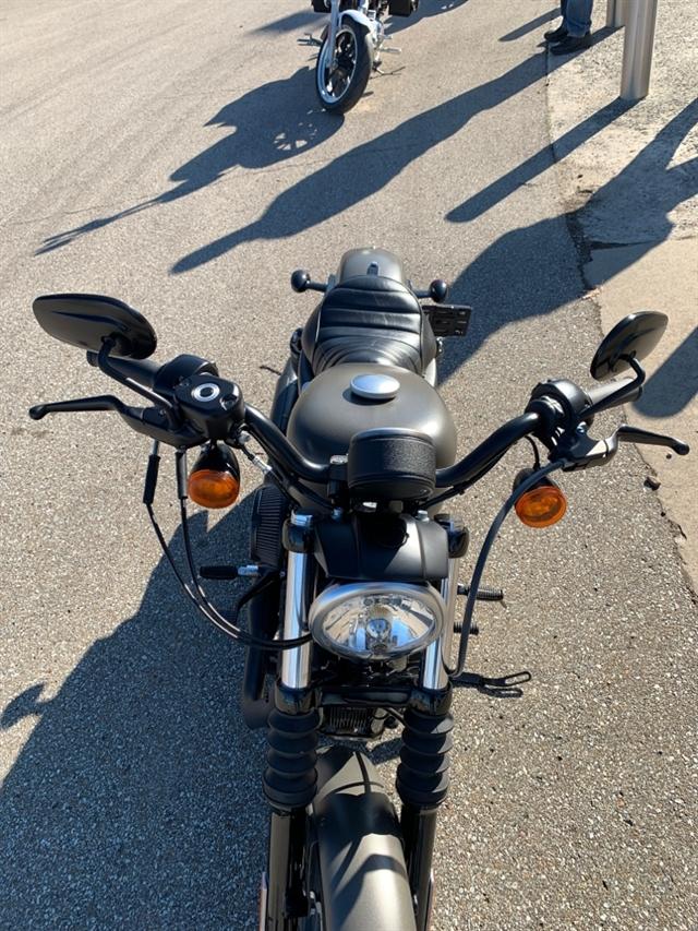 2018 Harley-Davidson Sportster Iron 883 at Bumpus H-D of Jackson