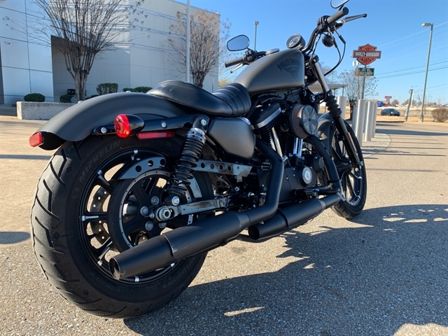 2018 Harley-Davidson Sportster Iron 883 at Bumpus H-D of Jackson