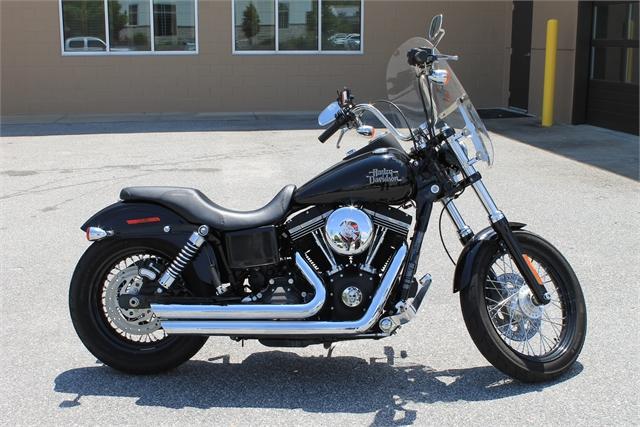 2013 Harley-Davidson Dyna Street Bob at Extreme Powersports Inc