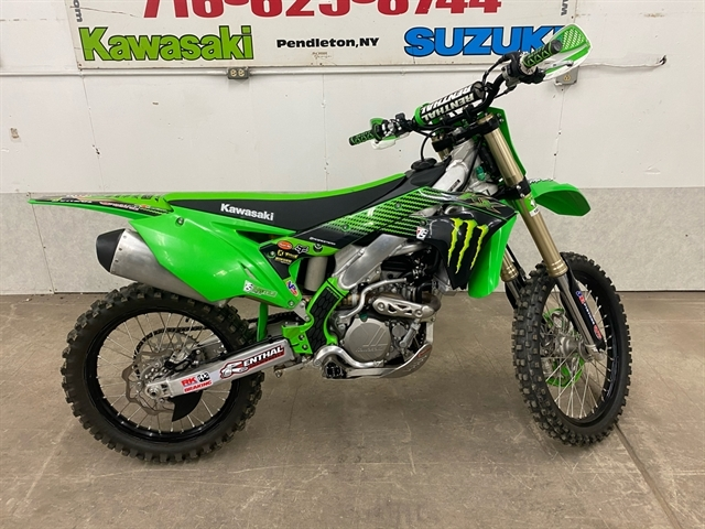 2020 Kawasaki KX 250 at Hebeler Sales & Service, Lockport, NY 14094
