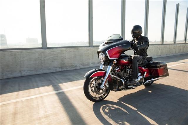 2021 Harley-Davidson Touring FLHXSE CVO Street Glide at Williams Harley-Davidson